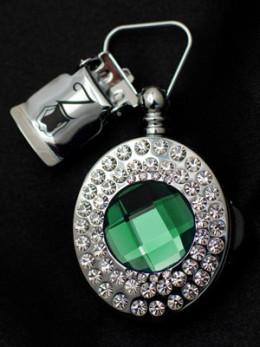 Zip Me Up -  emerald-green