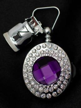 Zip Me Up - purple-amethyst